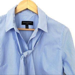 🌺 HOST PICK 🌺 Banana Republic shirt with tie